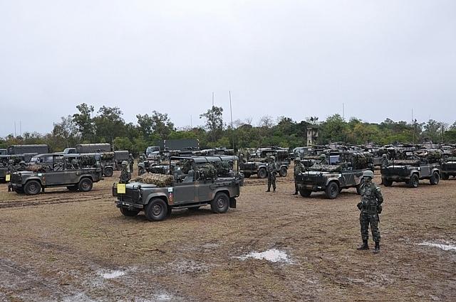671e6eddd3884 DefesaNet - Doutrina Militar - Cenários