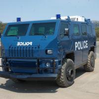Maverick, um veículo de segurança interna para ser usado pela polícia e outras organizações no cumprimento da lei