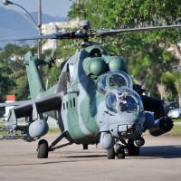01 AH-2 Sabre (Mi-35)  Foto - Roberto Caiafa