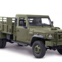 A Agrale apresenta na LAAD 2011  a nova viatura militar Agrale Marruá AM 31 - VTNE 1,5t 4X4.         Foto - AGRALE