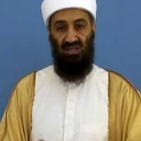 No vídeo, intitulado 'O amanhecer de uma vitória iminente', Osama bin Laden faz uma ameaça aos EUA  -Foto: AFP