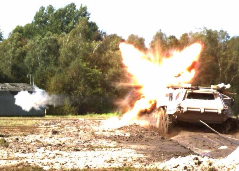ماهو سر سحق الدبابات الامريكية و البريطانية للدبابات العراقية في الحرب ?? - صفحة 4 4576