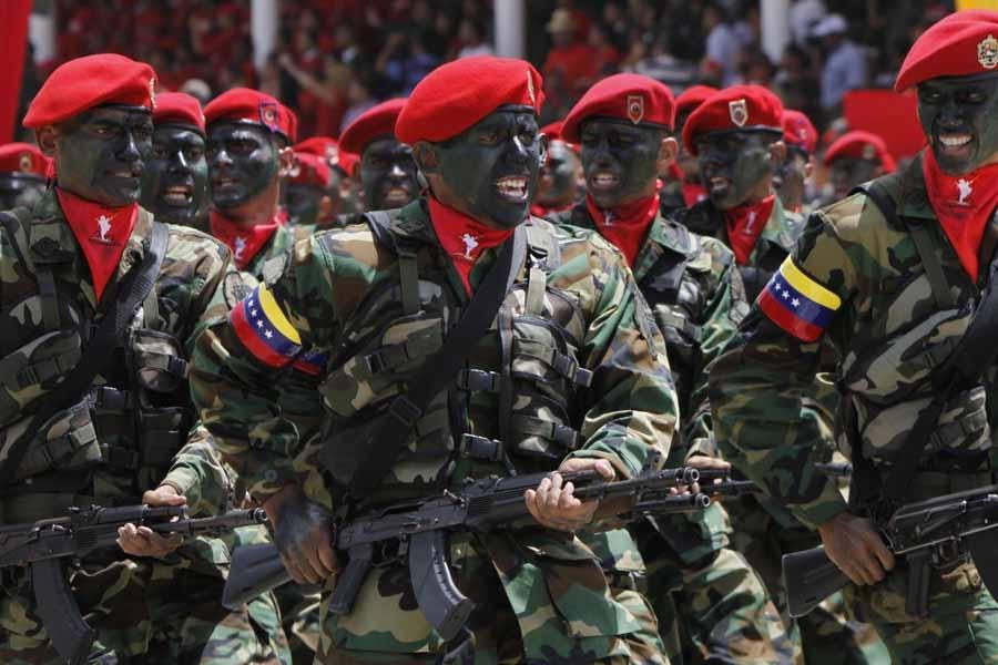 Resultado de imagem para exercito venezuela