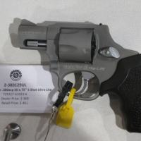 01 - Revólver M380 com acabamento cinza acetinado Foto - Alexandre Beraldi