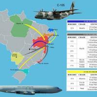 GREVE PM/BA - FAB Lança Operação Bahia ARTE - CECOMSAER