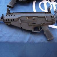 01 - Beretta ARX160 Pistol, caliber .22LR