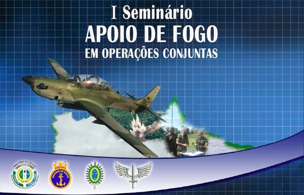 """Seminario """"Apoyo de Fuego Conjunto"""" 6140"""