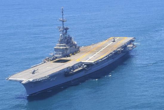 Reforma de R$ 1 bi em NAE da Marinha Pode Torná-lo Mais Lento
