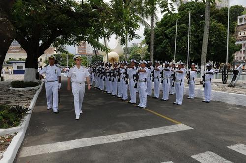 Jefe del Estado-Mayor General de la Armada de la Argentina visita lo Brasil 6375