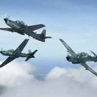 Embraer Defense and Security Announces more than USD 180 Million in Orders for the A-29 Super Tucano from African Nations  Photo - EMBRAER