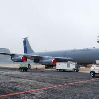 Fuerza Aerea de Chile aceita o Stratotanker nas instalações da Boeing em  San Antonio Foto - Boeing