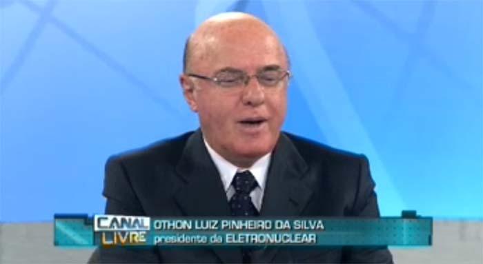 Resultado de imagem para almirante Othon Luiz Pinheiro da Silva, ex-presidente da Eletronuclear