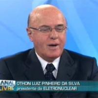 O Programa  Canal Livre da Rede Bandeirantes entrevistou o Vice-Almirante R1 Othon Luiz Pinheiro da Silva, presidente da ELETRONUCLEAR, do dia 29 Abril 201