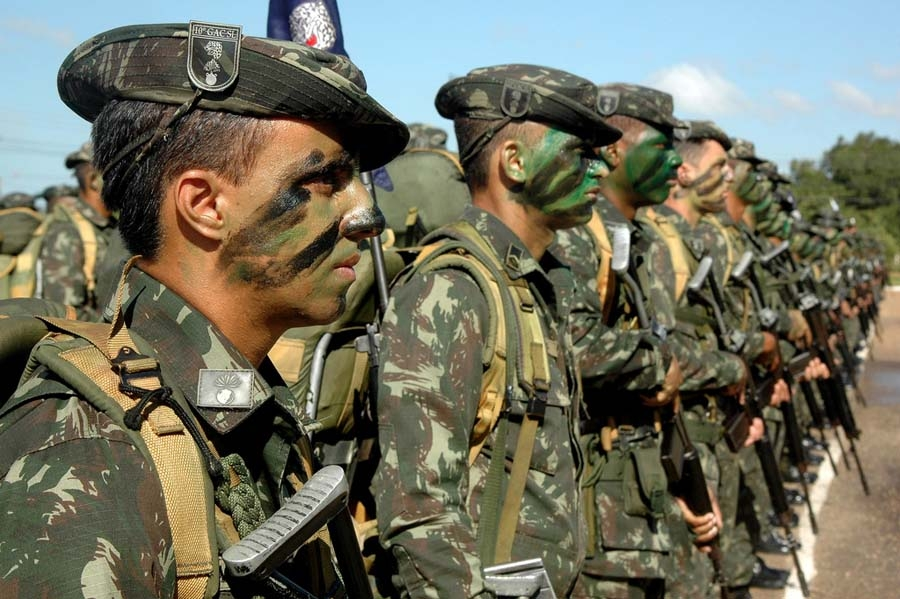 DEFESA - TABELA Vencimentos Militares