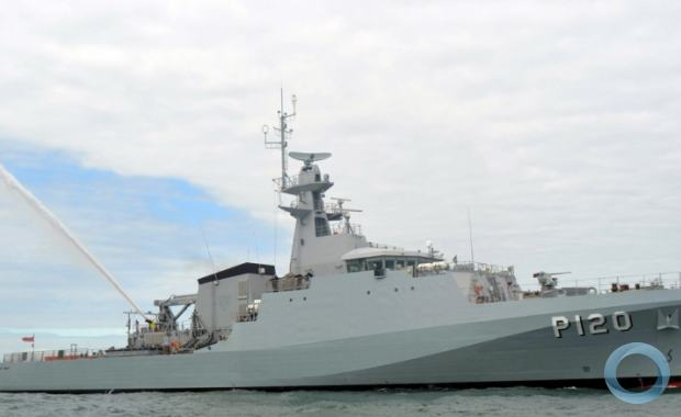 26/10/2012 - Programa prevê construção de fragatas no país