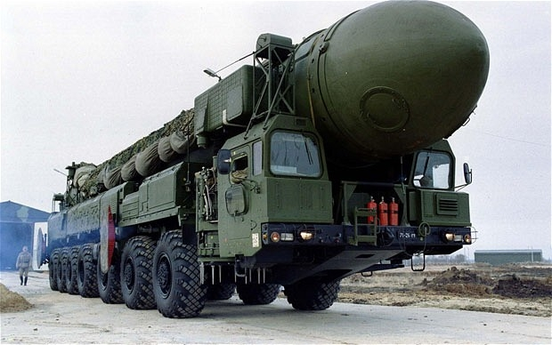 Terceira Guerra: Rússia se prepara mais que os EUA para uma guerra nuclear