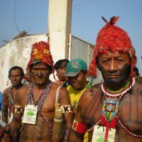 Indígenas Munduruku do Alto Tapajós
