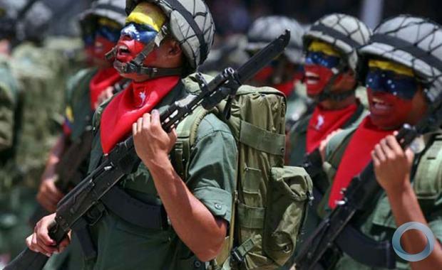Géopolitique du venezuela False