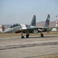 Caça Multifunção 4++ Geração Sukhoi Su-35