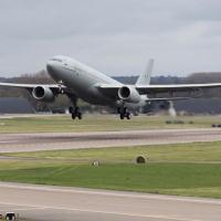 A330 MRTT em serviço na RAF - Foto - Airbus Military