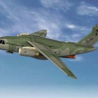 KC-390 além de transporte militar e reabastecedor também pode incorporar funções como SAR Arte - EMBRAER