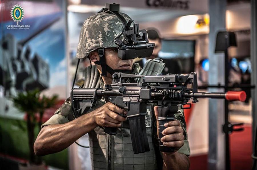 d792ebfaa904d DefesaNet - Terrestre - Entrevista com o Cel. Paulo Eduardo Ribeiro ...