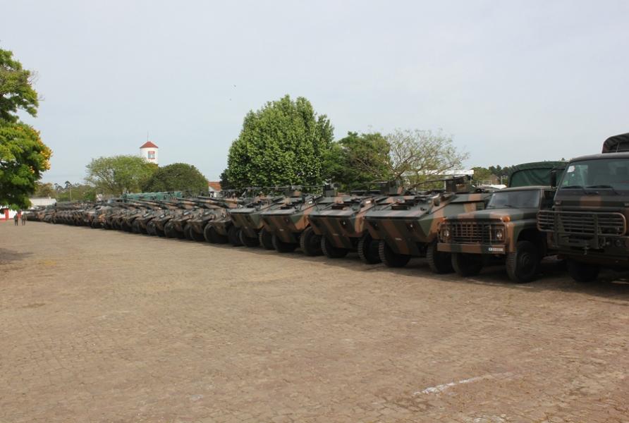 3c342837a6b76 DefesaNet - Guarani - 1º RC Mec - Disponibilidade Total