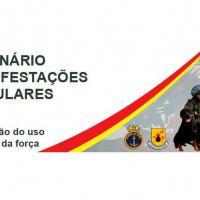 Abertas  as Inscrições para o SEMINÁRIO  MANIFESTAÇÕES POPULARES: A QUESTÃO DO USO GRADUAL DA FORÇA
