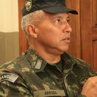 General-de-Brigada Júlio Cesar de Arruda, Comandante do Comando de Forças Especiais. Foto - DefesaNet