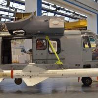 MBDA e Avibras anunciam contrato para motorização do sistema de armamentos de combate antinavio Exocet AM39 garantindo aumento do conteúdo nacional do projeto H-XBR da Helibras Foto - Helibras