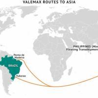 A Classe de navios mineraleiros VALEMAX e as restrições da China