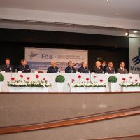 Mesa que compôs os trabalhos da Conferência. Foto APL Grande ABC