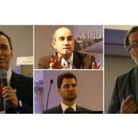 Durante o 50º Forum Brasilianas, a participação de DefesaNet e ABIMDe e SAE. Foto - Ag Dinheiro Vivo