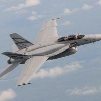 A Boeing tem procurado revitalizar os seus produtos . Aqui o Advanced F/A 18 Super Hornet Foto Boeing