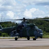 Lote de três unidades Mi-35 é o último de contrato assinado entre Brasil e Rússia em 2008