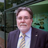 O engenheiro e professor universitário, Carlos Américo Pacheco, preparará a indústria aeronáutica brasileira para o futuro. Foi escolhido como reitor do ITA no final de 2011. Foto - Julio Ottoboni