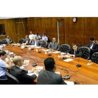 Project F-X2 Committee Meeting at Brazilian Ministry of Defense. Photo MoD