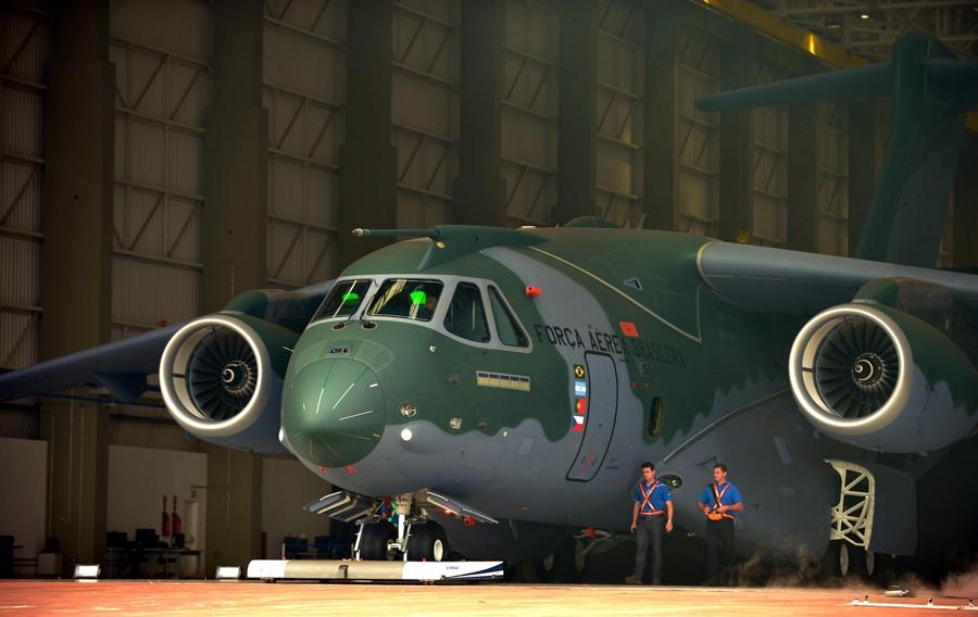 Embraer KC-390 poderá voar já em 2016