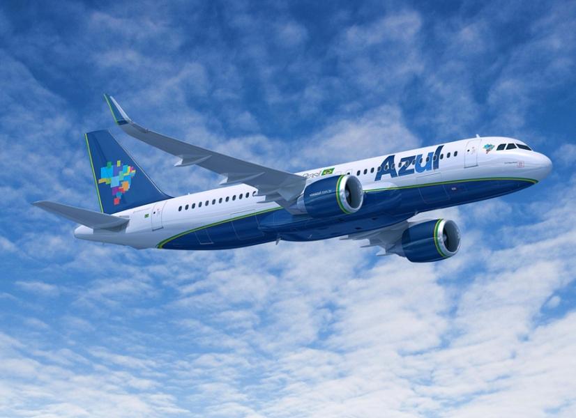 Resultado de imagem para a320 neo azul linhas aéreas