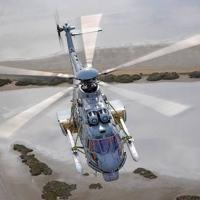 Aeronave SOC-09 realizando ensaios em diversos perfis de voo - Foto: Airbus Helicopters / Helibras