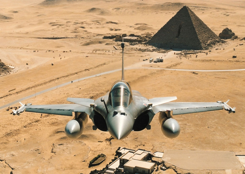 DefesaNet - HO - What does Egypt get for choosing the Rafale