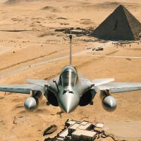 O QUE O EGITO LEVA COM A ESCOLHA DO RAFALE? Foto Dassault