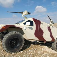 A Israel Aerospace Industries irá fornecer até 100 RAM MK3 Veículos Blindados Leves Adicionais para Clientes Militares Foto - IAI