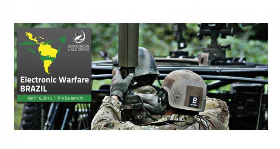 DefesaNet - LAAD 2015 - Electronic Warfare Brazil 2015
