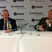 and Embraer Establish Partnership for Joint Programme Management for Brazil's F-X2 Project