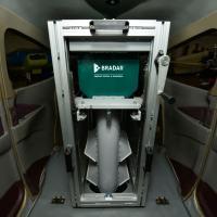 BradarSar é o novo radar da Bradar para sensoriamento remoto Foto - BRADAR