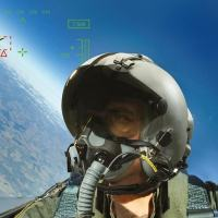 At the 2015 Airshow, Elbit Systems will showcase in its booth the Digital Joint Helmet Mounted Cueing System (DJHMCS), an RCEVS system.