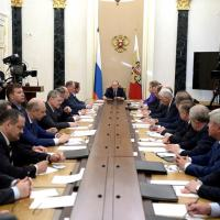 Russia Security Council Meeting on 3rd July. Reply to US Military Strategy?