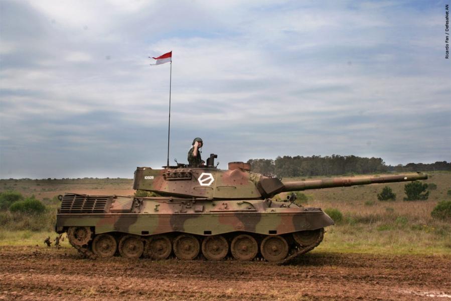 DefesaNet - Doutrina Militar - AÇO - Boinas Pretas superando desafios ca0f5087abb