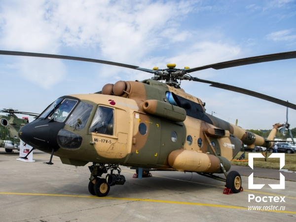 DefesaNet  Russia Docs  Russian Helicopters Will Sign A